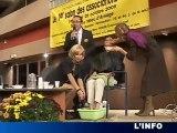 """Reportage sur """"Le 1er salon des associations insolites"""" sur LMTV octobre 2008"""