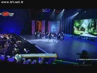 SÜPER HORON GANA Şarkı finali 9.Türkçe Olimpiyatları