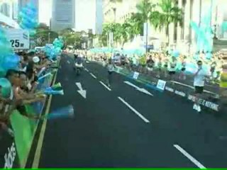 Singapore Marathon 2005
