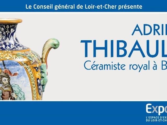 Exposition Adrien Thibault à Expo 41