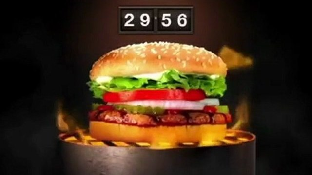 Quantos hambúrgueres valem o seu tempo?