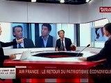 ILS L'ONT DIT,Air France: Le retour du patriotisme économique ?