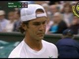 Rafael Nadal vs Ryan Sweeting R2 WIMBLEDON 2011 [Highlighs by Courtyman]