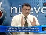 Entrevista al Pastor Max Contreras y el Apóstol Eduardo Moreno en el canal 9 de Salta capital - Argentina.