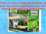 Build your own Solar Panels / how to build solar panel