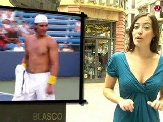 Sara Carbonero y Rafa Nadal los españoles más deseados