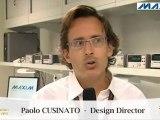 Interview de Paolo Cusinato, Directeur de la Conception du Centre de Conception MAXIM de Sophia Antipolis