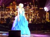 shakira je l'aime a mourir  (spanish et french version francis cabrel  live at bercy Juin 2011