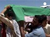 """""""Spalle al muro, ma non cedo"""". Gheddafi torna a parlare"""