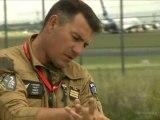 Démonstration du Rafale par l'Armée de l'air : la préparation - Bourget 2011 - Dassault Aviation