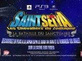 Saint Seiya: Les Chevaliers du Zodiaque - Sanctuary Battle - PlayStation 3 - Bande annonce