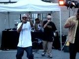 """21 Juin 2011 """" BLOCK PARTY"""" Fête de la musique avec Pash Corleone """"2Moines"""" + guest  Mikos Lokos et Kim'C"""