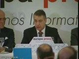 Urkullu en Desayunos Informativos de Europa Press