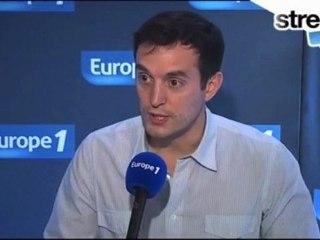 "Severin Naudet dans ""Petit stream entre amis"""