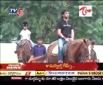 Traditional Style of Horse Raiding - Helps to Good Health