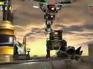 Clip vidéo de gameplay  de Starfox 64 3D