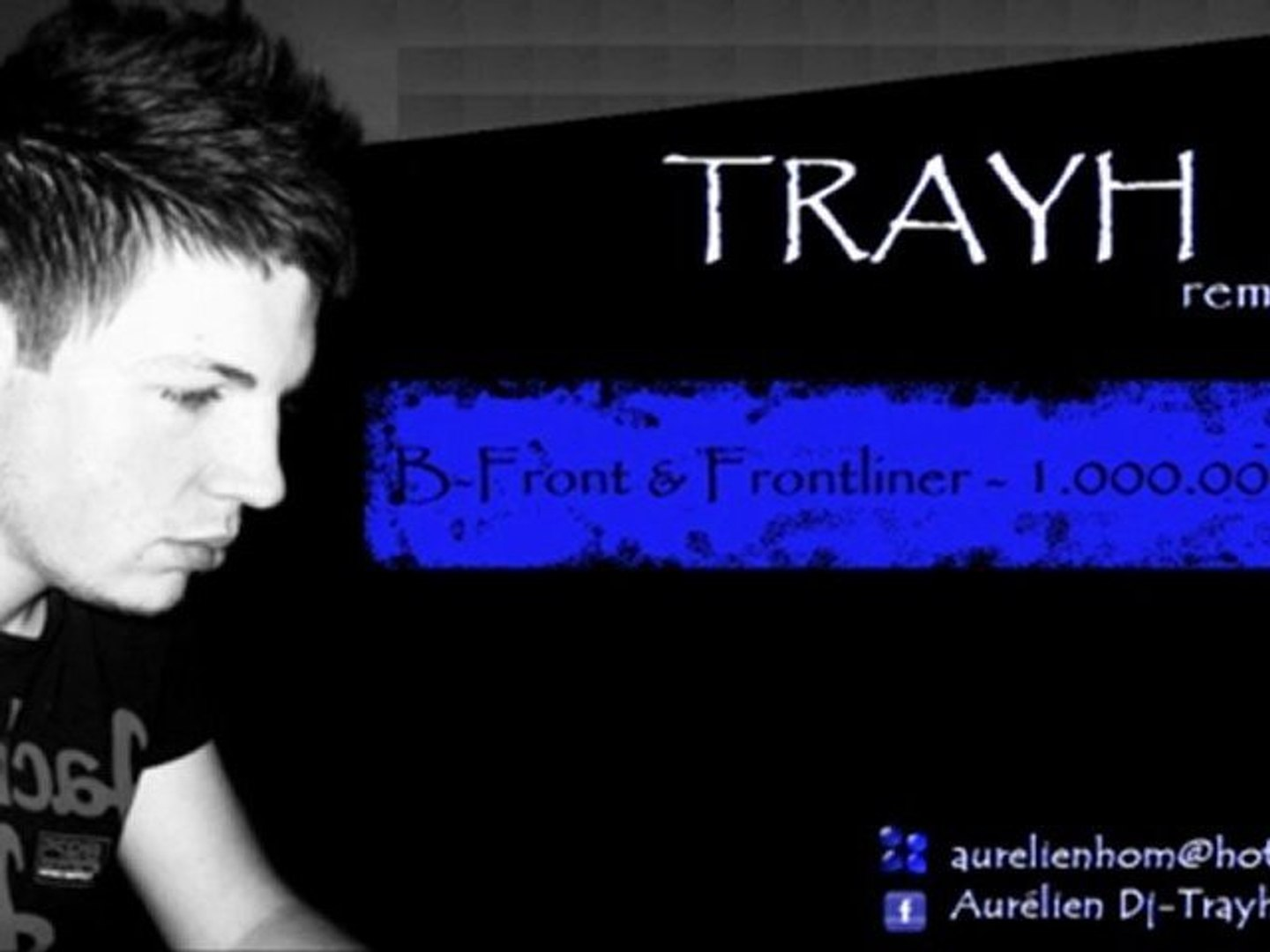 B-Front - Frontliner - 1.000.000 stars (Trayh remix) preview