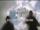 25 août 1944, Maillé  un crime sans assassin (1)