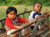 Les Gens : Enfant Gamin Gamine duo