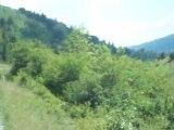 Haut Bugey chants d'oiseaux et vue panoramique Jura Trézillieux