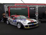 World Premiere of the MINI John Cooper Works Coupé Endurance at the Nürburgring 24 Hour Race