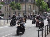 Manifestation de motards - Nancy 28 mai 2011