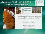 Escaliers a Lavaltrie QC - Les Escaliers Selesta