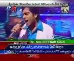 Vote For Indian Idol Contestant Sreeram  - sms sreeram 52525