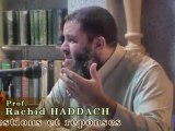Questions et Réponses - Rachid Haddach
