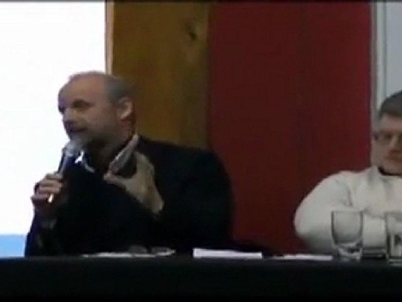 OSCAR VENTURA - OPERADOR A FAVOR DE ARATIRI - CHARLA EN RESTARURANT MORONI 24-06-2011 - PARTE 1 DE 2