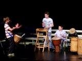 PERCUSSIONS 19.06.2011 école de musique de LESNEVEN
