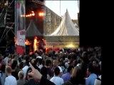 Clinton Fearon Solo  puis Emir Kusturica & The No smoking Orchestra