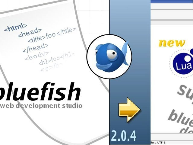 Lua support in Bluefish