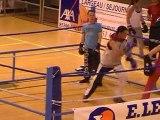 Démonstration de Savate Boxe Française à Challan.