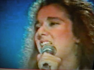 Chante-moi c.dion 1984 (montage vidéo )