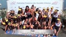 Critérium National senior 2011 - Finales A FS4X & FS8+
