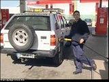 La escala de precios llega a las gasolineras