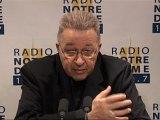 Entretien du Cardinal - Radio Notre Dame - 25/06/2011