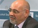 Jose Antonio Pastor, portavoz del PSE-EE