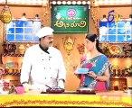 Abhiruchi - Recipes - Potato Brinjal Kurma,Amla Soup,Kaju paneer,Dahi Bajjilu - 02