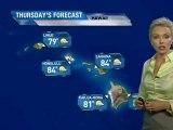 Hawaii Vacation Forecast - 06/27/2011