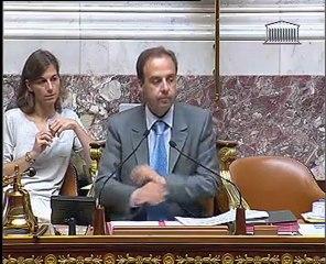 Le Député Hervé FERON interroge la Secrétaire d'Etat en charge de la Santé - le cuivre, antimicrobien dans la lutte contre les infections nosocomiales - 28 juin 2011 - Assemblée Nationale