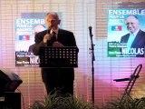 Discours de JP Nicolas lors du diner annuel de la 2ème circonscrition de l'Eure