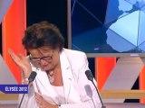 Quizz iTélé : Christine Boutin ne sait pas parler anglais