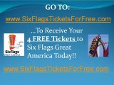 Six Flags Hours & Free Six Flags Great America Tickets
