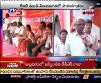 Both parties padayatra on people problems in vijayavada