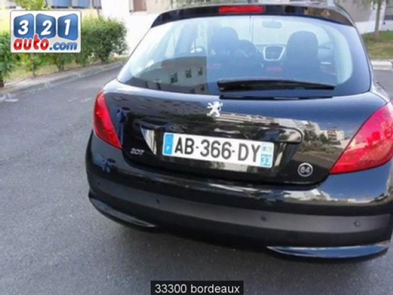 Occasion Peugeot 207 bordeaux