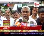 JAC demands HM to postpone SI exams