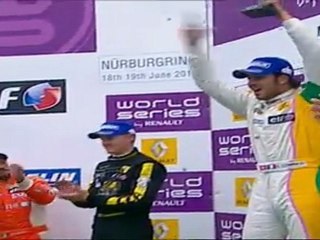 World Series by Renault - Nürburgring 2011 (francais)
