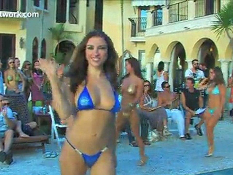 Dailymotion Micro Bikini